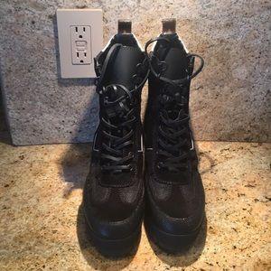48093820e94 Louis Vuitton Lace Up Boots for Women | Poshmark